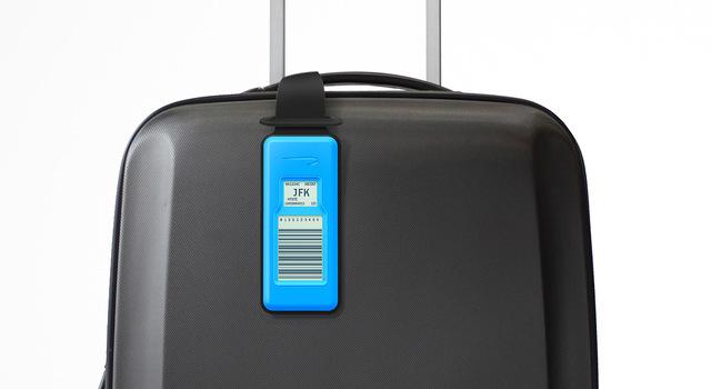 Electronic Bag Tag