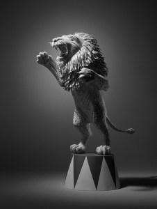 Receipt Lion