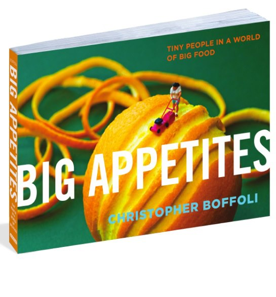 Big Appetities by Christopher Boffoli