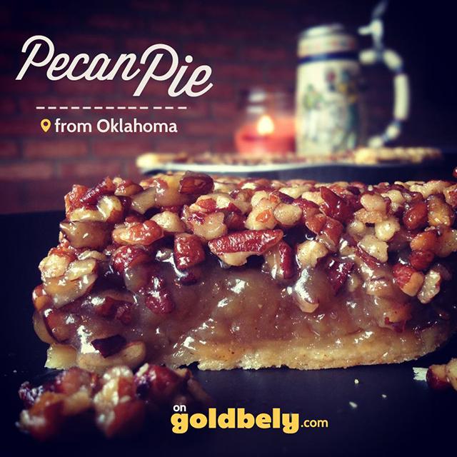 Pecan Pie from Oklahoma