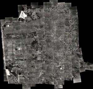 Composite map of San Francisco 1938