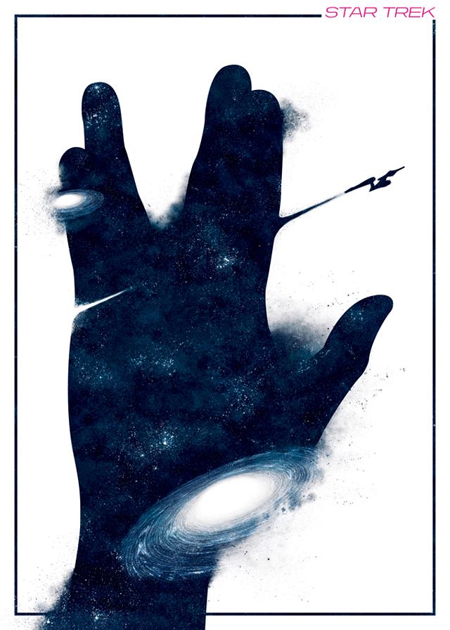 Star Trek 2013 by Boris Lechaftois