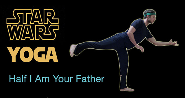 Star Wars Yoga