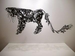 The Cloud Leopard by Nahoko Kojima