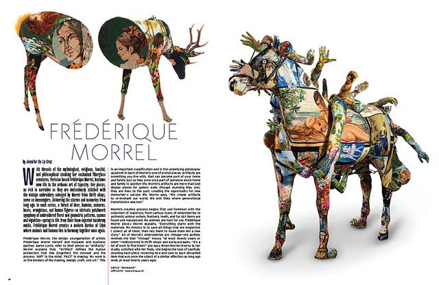 Frederique Morrel