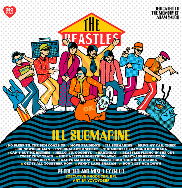 The Beastles, A Mashup of Music by The Beatles and Beastie Boys