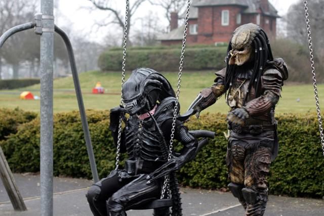 Alien Loves Predator UK