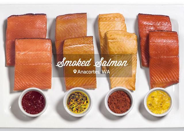 Sea Bear's Smoked Salmon