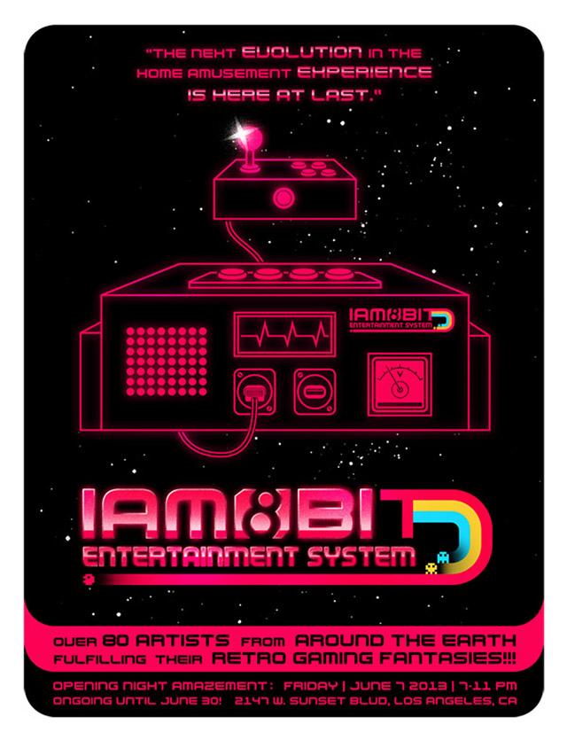 am8bit Entertainment System