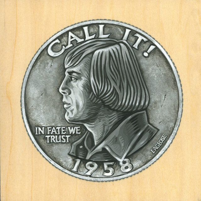 """CALL IT!""  by Wade Lageose (No Country Old Men)"