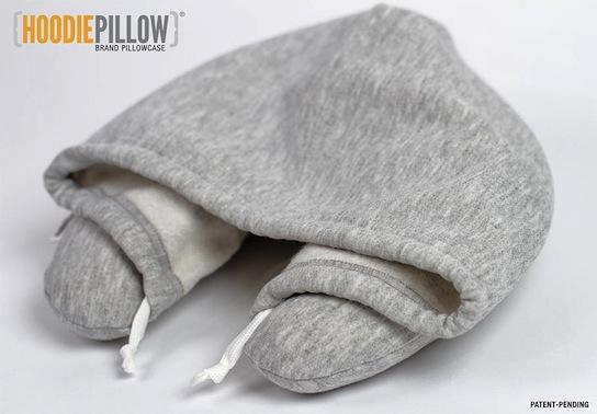 Grey HoodiePillow