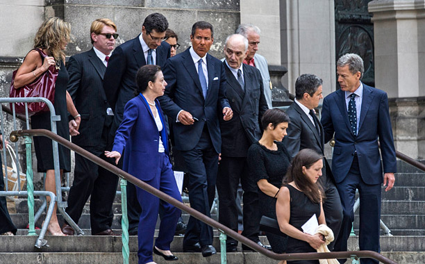 Funeral For Actor James Gandolfini