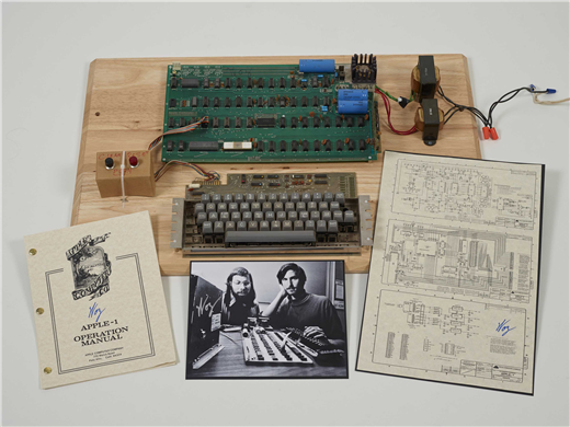 First Bytes: Iconic Technology From the Twentieth Century