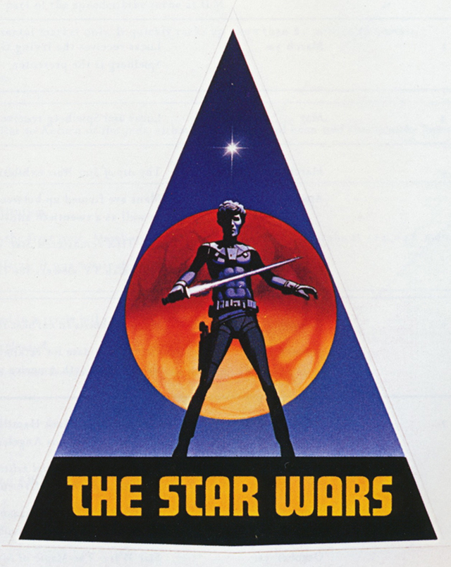 Star Wars Ralph McQuarrie Scrapbook