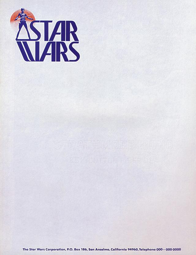 Star Wars McQuarrie Johnston Scrapbook