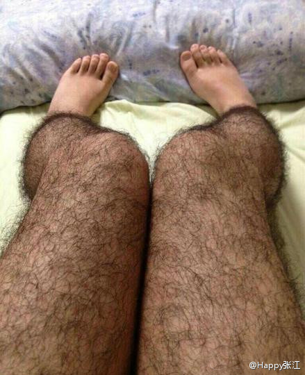 Hairy Stocking