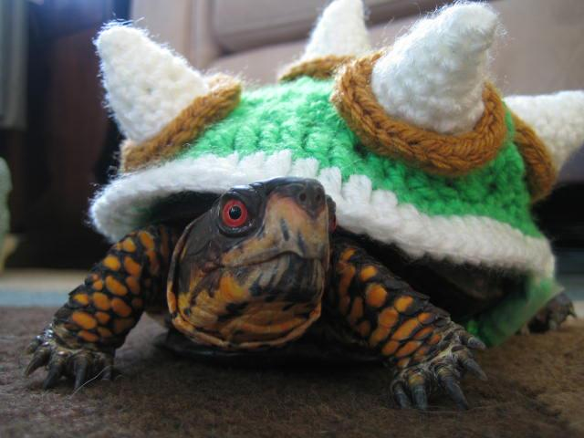 Bowser Turtle Sweater