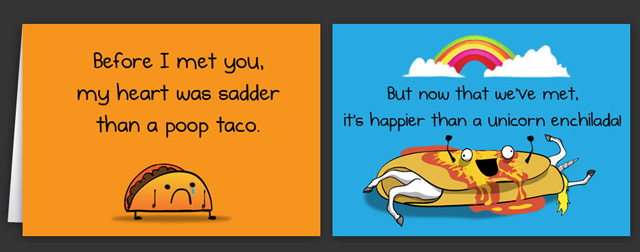 Poop Tacos
