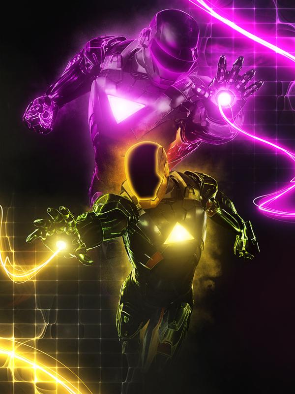 Iron Mash