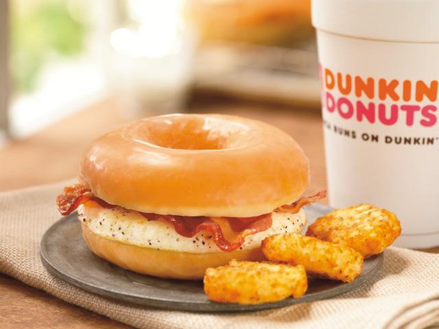 Donut Sandwich