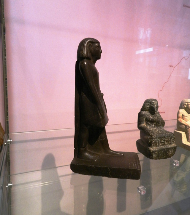 Egyptian statue mysteriously moves at Manchester Museum
