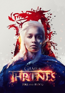Fire and Blood by Adam Spizak