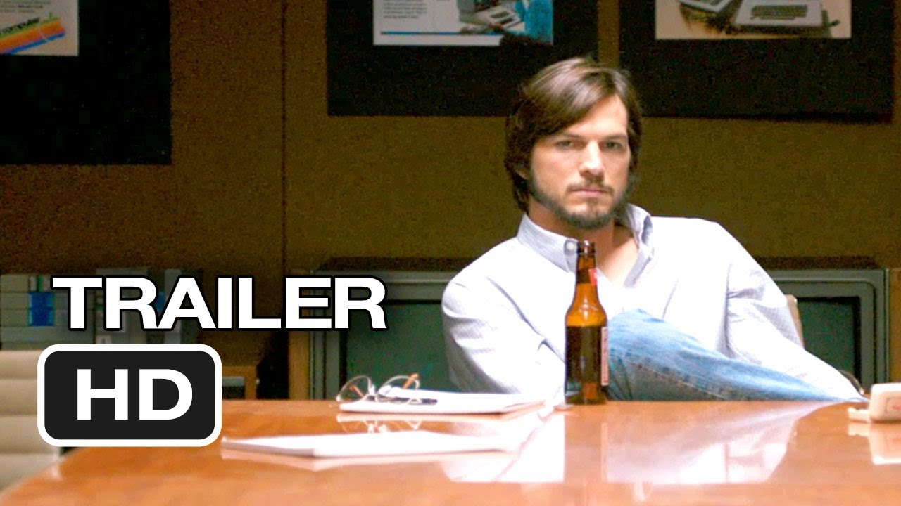 First Trailer for 'Jobs,' The Upcoming Biopic About Steve Jobs