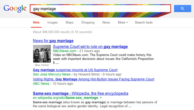 gaymarriagegoogles