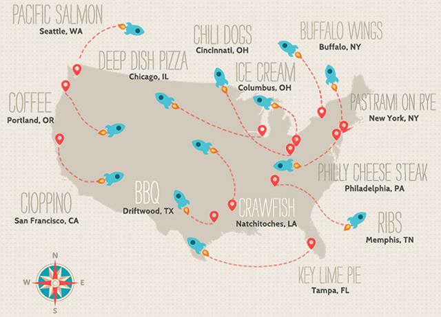 Goldbely Map