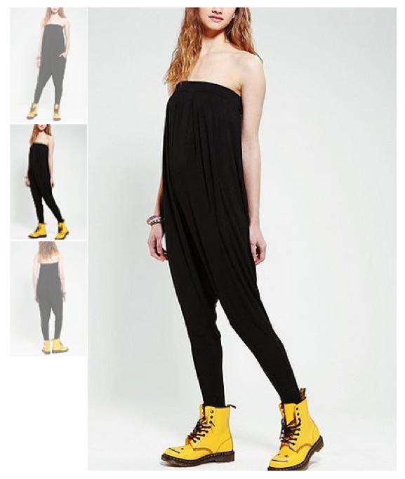 harem jumpsuit