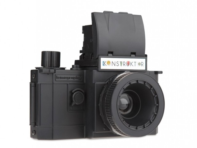 The Konstruktor by Lomography