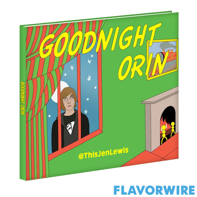 Orin in Goodnight Moon