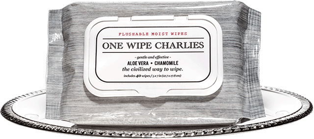 One Wipe Charlies