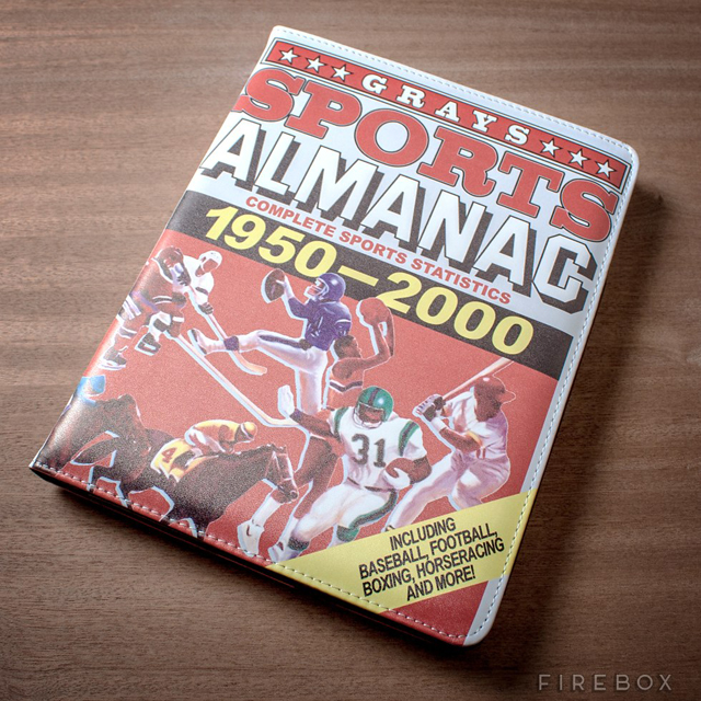 BACK TO THE FUTURE IPAD CASE