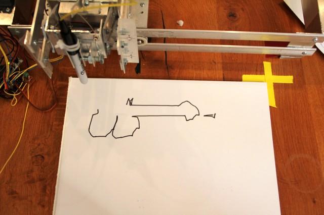 A Robot That Draws
