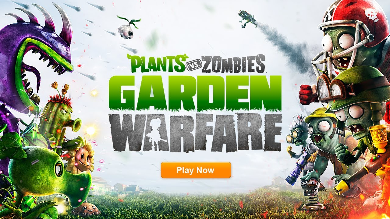 Plants Vs Zombies Garden Warfare sera solo Multijugador