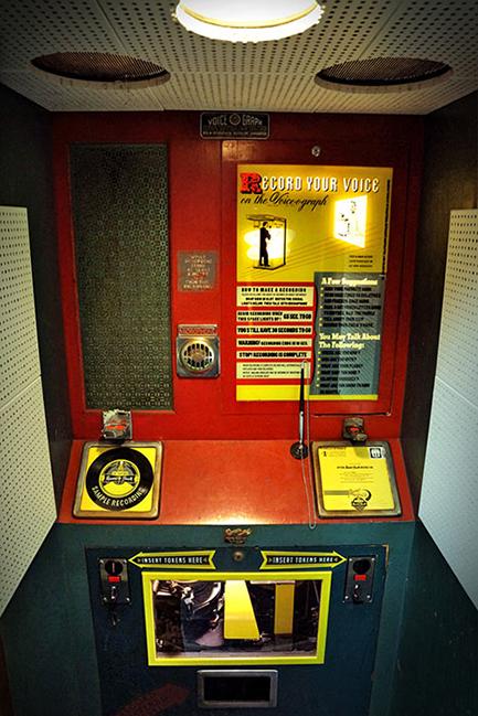 Third Man Record Booth