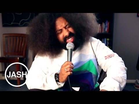 Reggie Watts Covers a Tammy Wynette Song in 'One Take'
