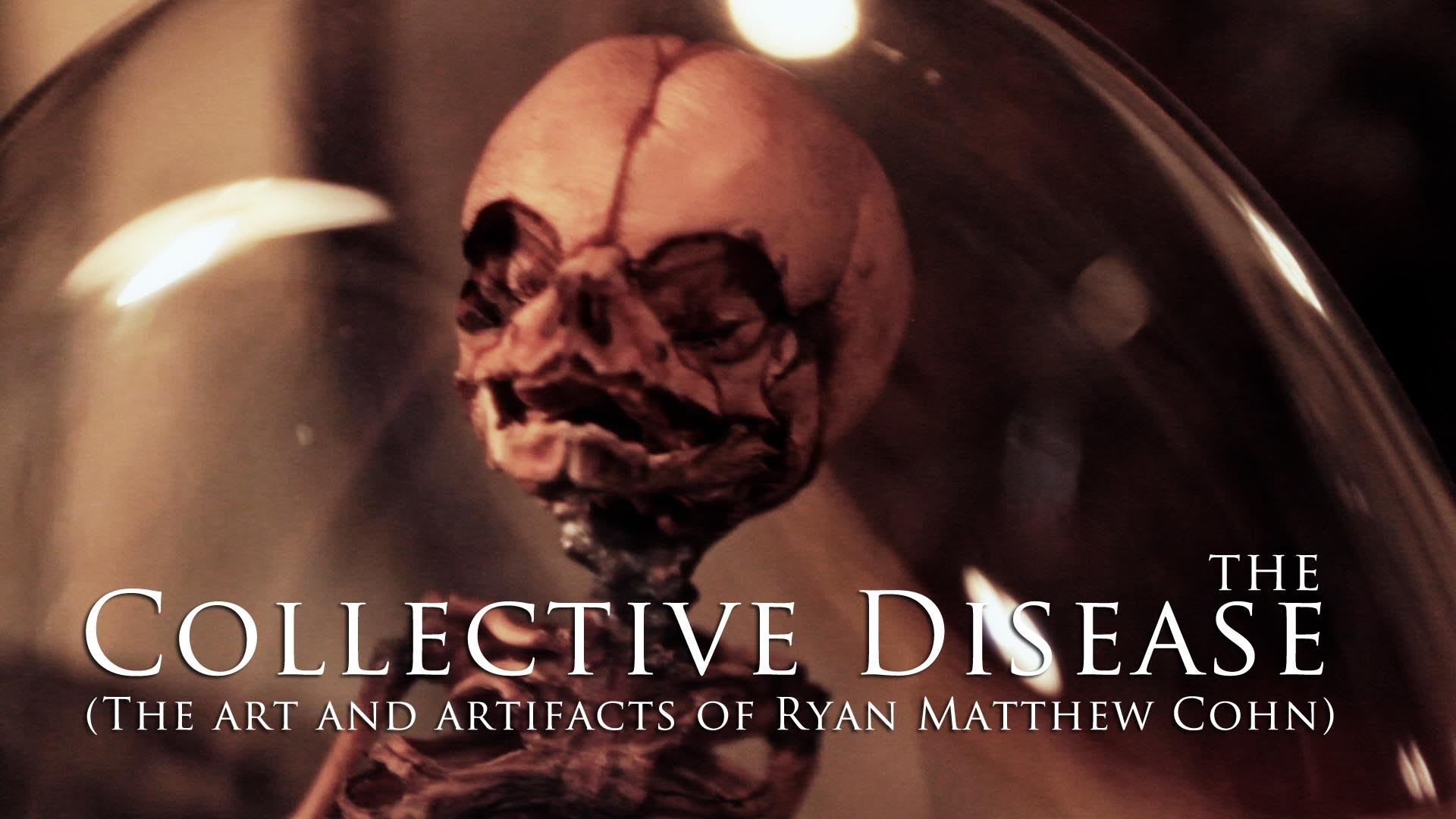 Ryan Matthew Cohn's Apartment of Anatomical Oddities