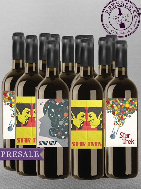 Star Trek Wine