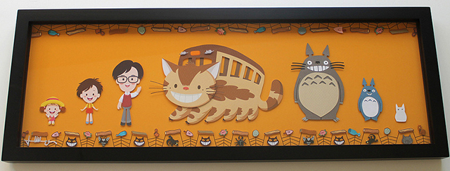 My Neighbor Totoro by Jerrod Maruyama and Jared Andrew Schorr