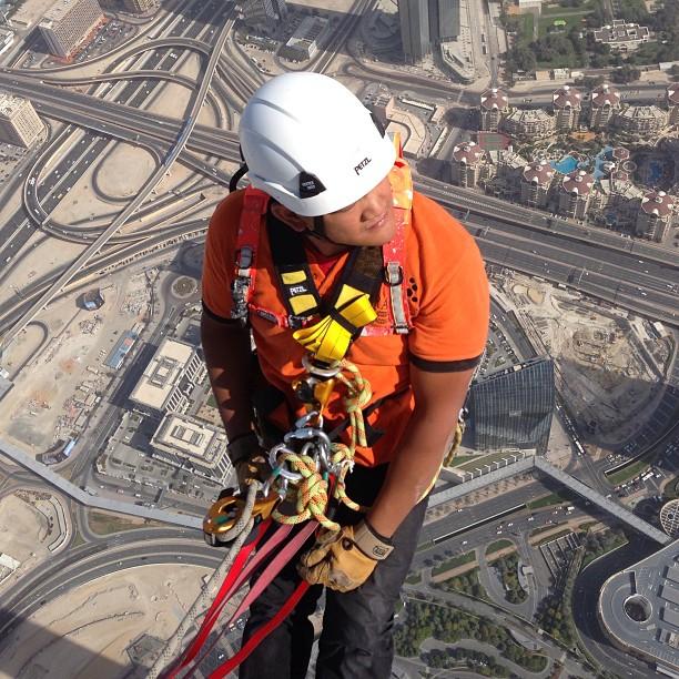 Burj Khalifa photo by Joe McNally