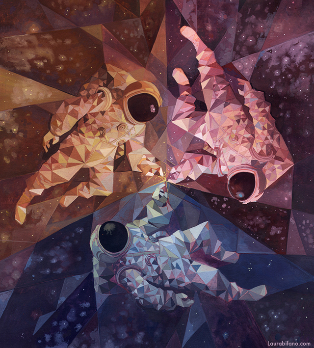 Encounters at the Edge of the Multiverse by Laura Bifano