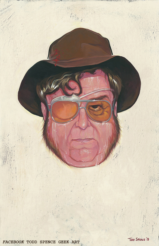 """Not A Good Man""  by Todd Spence (Inside Llewyn Davis)"