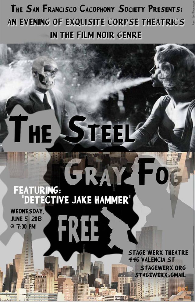 The Steel Gray Fog