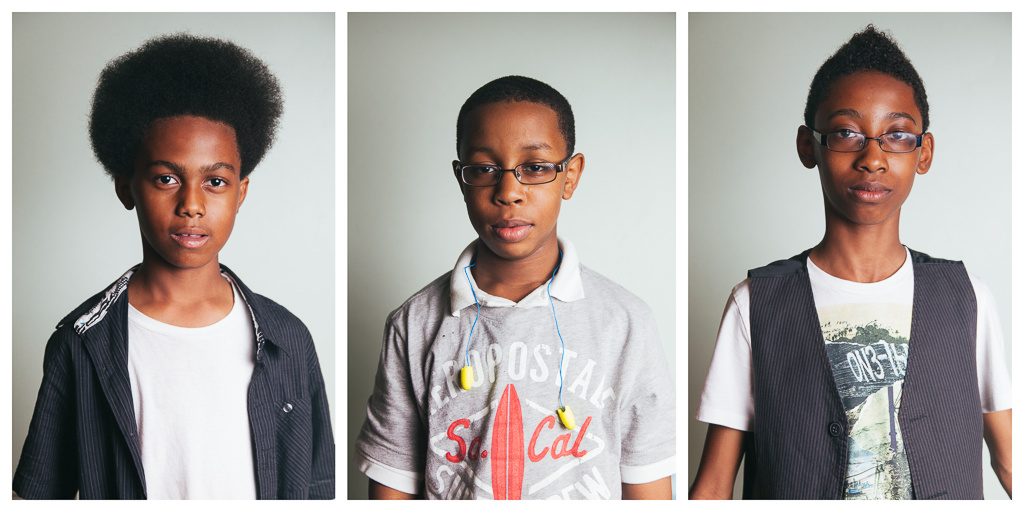 Unlocking The Truth, A Heavy Metal Band Made Up of Three Sixth Grade Boys From Brooklyn