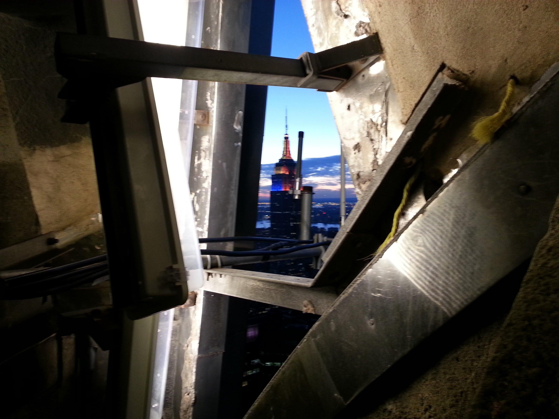 Urban Exploring Inside the Chrysler Building Spire
