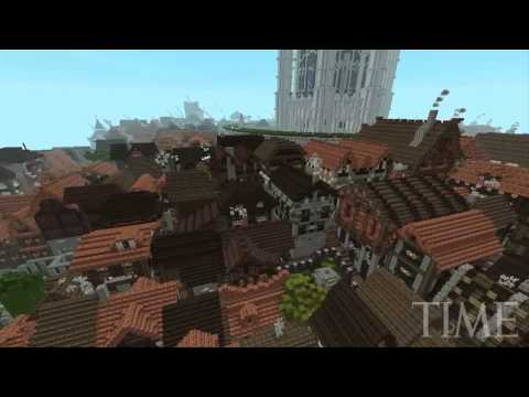 WesterosCraft, Recreating the Entire Fantasy Realm of 'Game of Thrones' Using 'Minecraft'