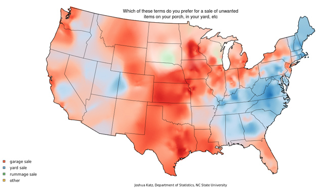 Soda Pop Or Coke Maps Of Regional Dialect Variation In The - Map of united states without names