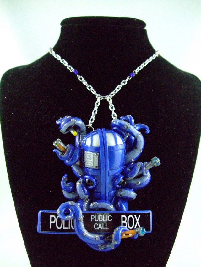 Doctor Who Octopus